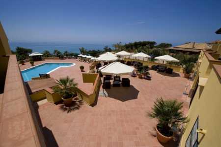 Baia Di Ulisse Wellness Spa Agrigento Hotel 4 Stelle